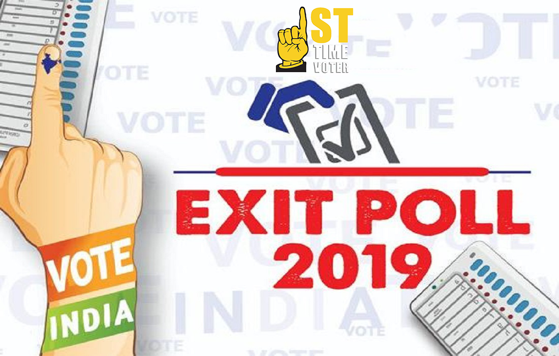 Exit Polls 2019 – 5 States, 89 Seats Difference