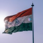indian politics india flag